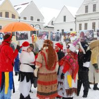 Fašiangy or Winter Carnival