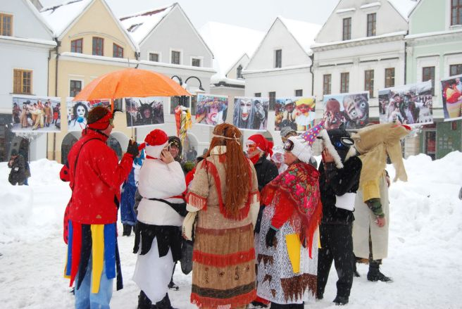 fasiangy carnival in zilina