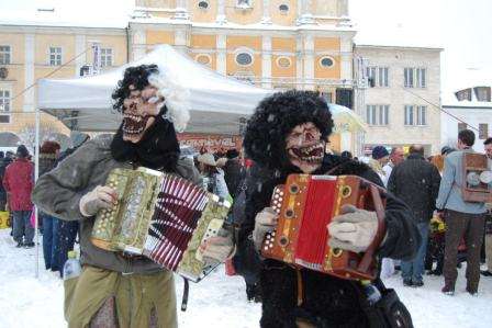 music at winter carnival
