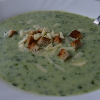 Bear Garlic Soup