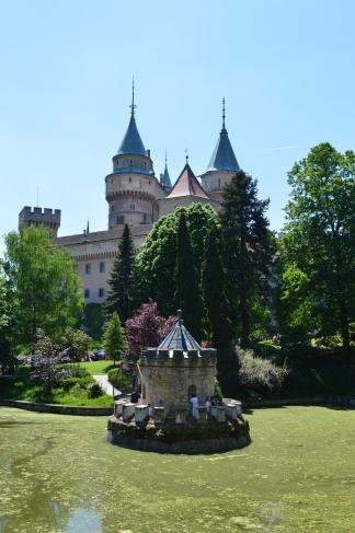 Majestic Bojnice Castle