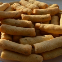 Bryndza Cheese Sticks