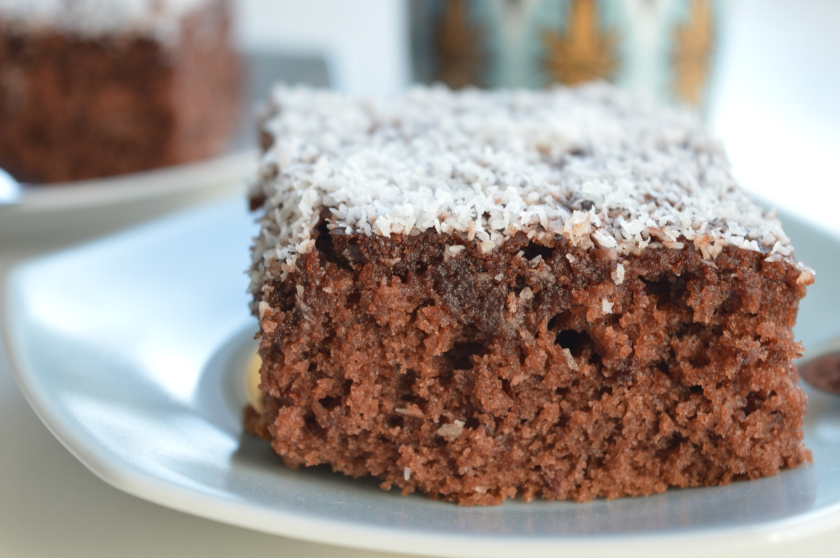 Quick-and-easy Chocolate Cake