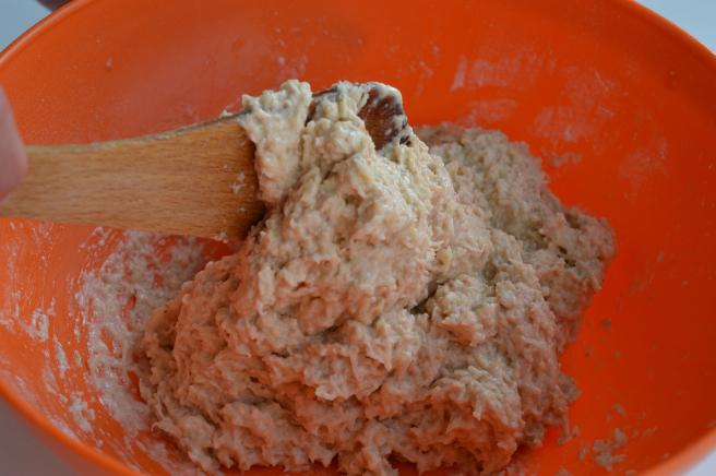 dough for halushki