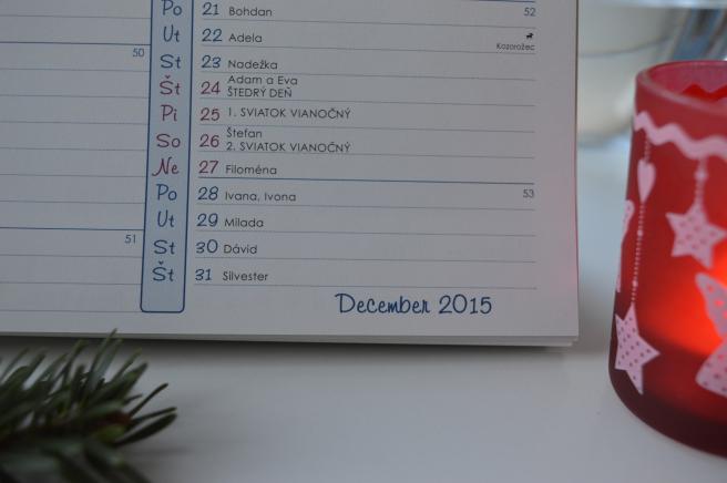 Slovak calendar