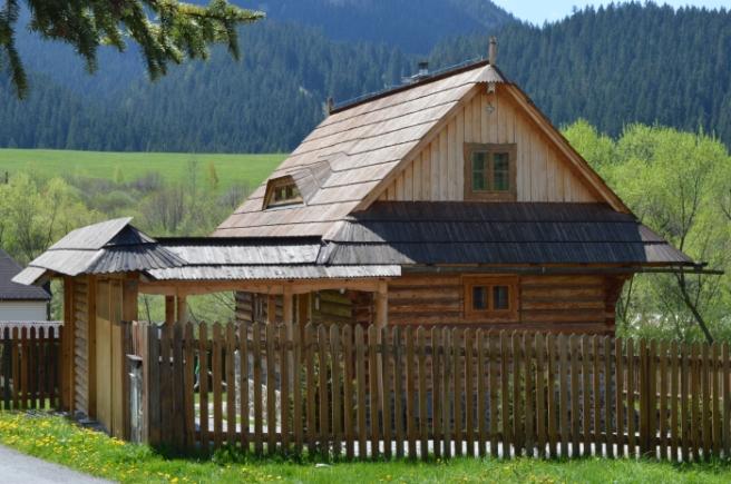 Liptov - cottage