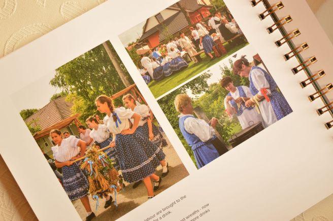 a taste of slovakia, dozinky sprievod