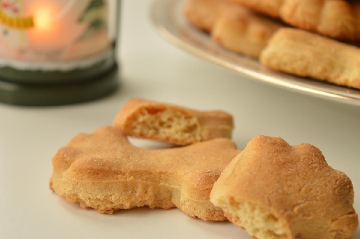Crispy Ginger Cakes or Zázvorníky
