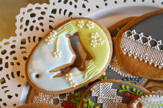 easter cookies, profile photo