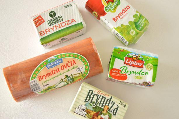 bryndza brands
