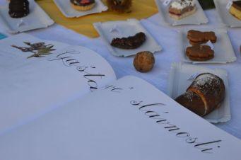 chestnut desserts