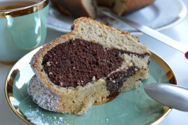 fountain cake