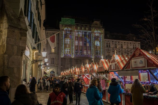 Christmas market Bratislava 1