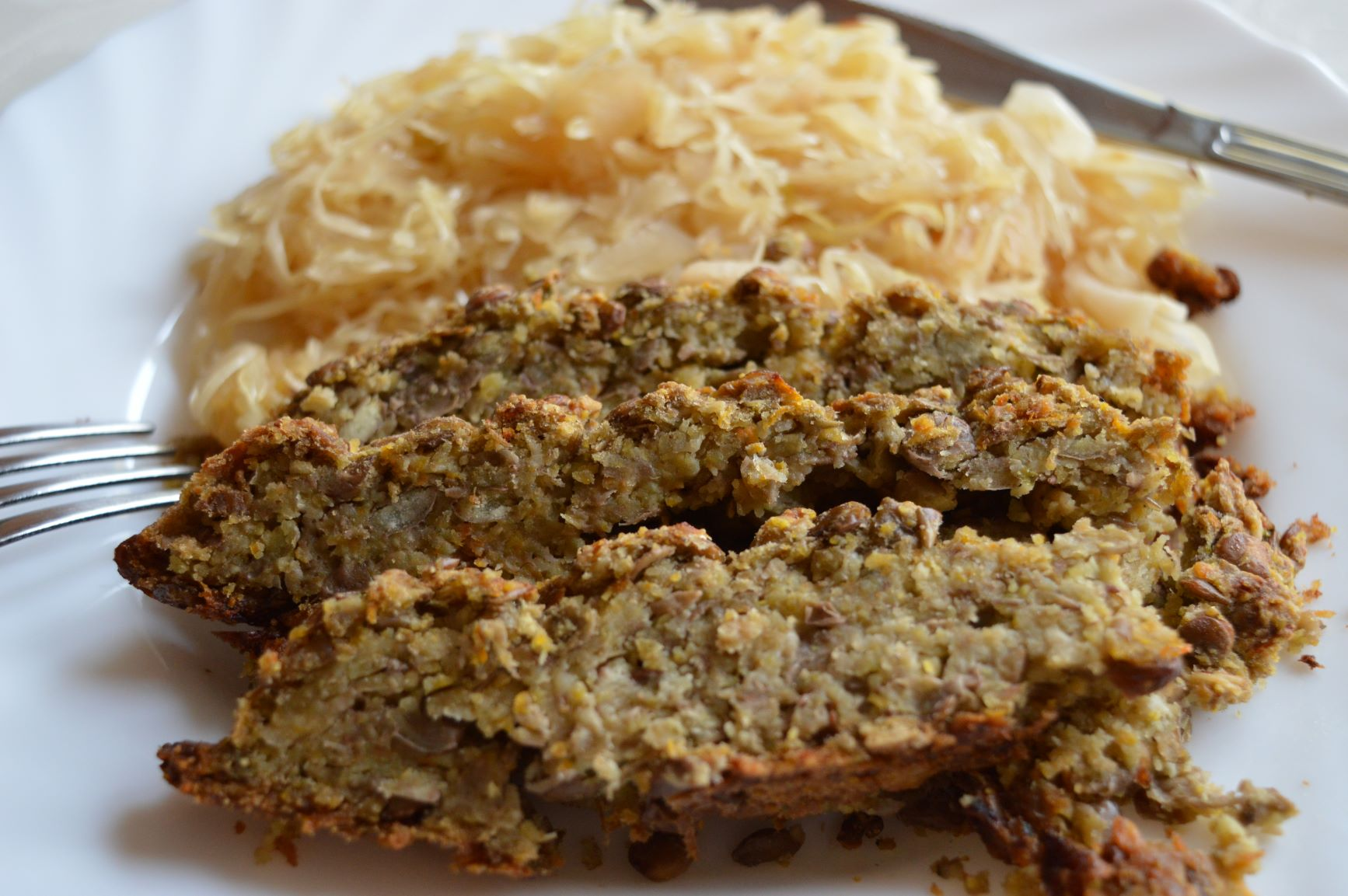 lentil loaf 2