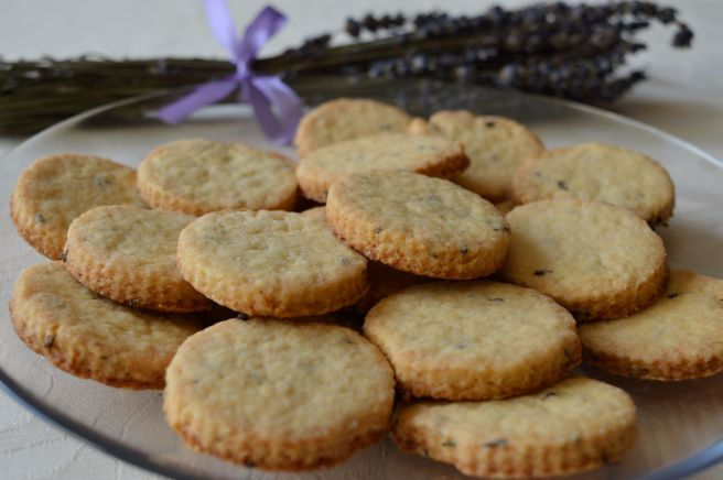 Lavender cookies, profile photo