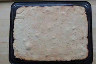 honey dough after baking