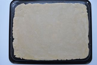 honey dough before baking