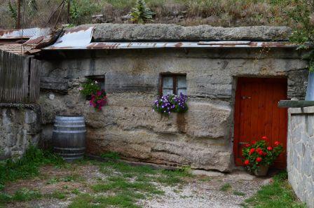 Brhlovce - wine cellar